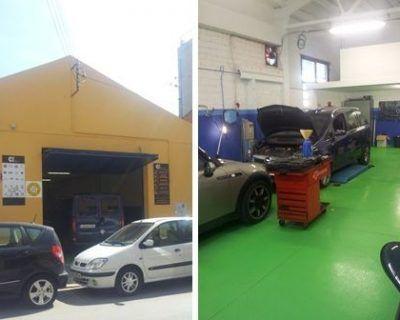Licencia de apertura Taller Mecánico en el Prat de Llobregat