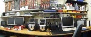 Licencia apertura taller electronica