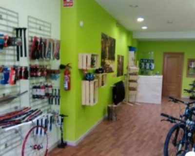 Licencia de actividades Montcada i Reixac. Tienda de bicicletas