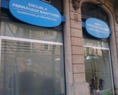 Nueva licencia de apertura para una escuela de Quiromasaje terapéutico.