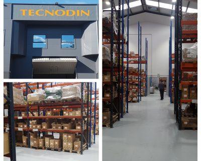Licencia actividad nave industrial en Cornellà de Llobregat