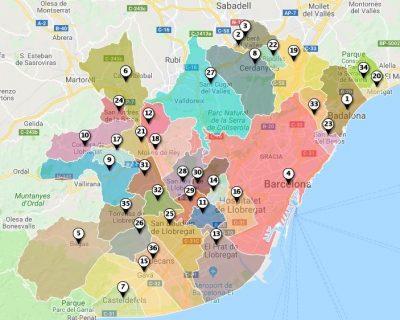Licencia Actividad local en Área Metropolitana Barcelona