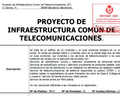 Proyecto ICT Barcelona