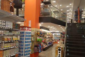 Licencia actividad tienda complementos mascotas