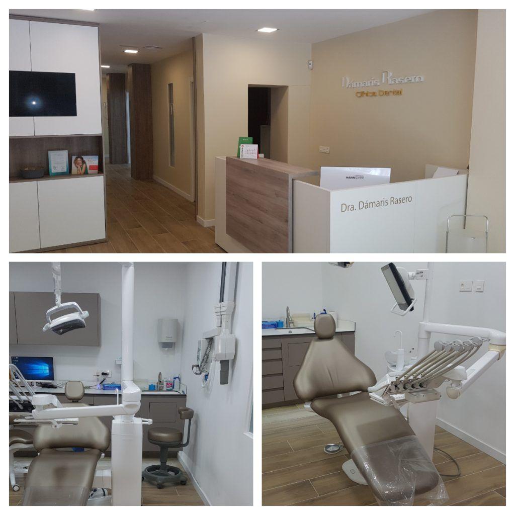 licencia actividad clínica dental en Barcelona