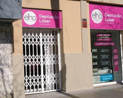 Nueva licencia actividad centro depilación láser en Barcelona