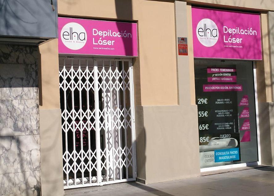 licencia actividad centro depilación láser Barcelona