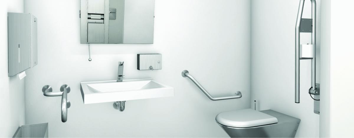 Normativa lavabo adaptado