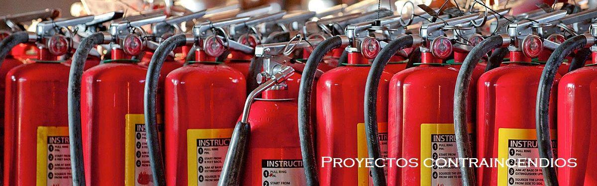 Proyectos contra incendios